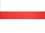1.75 mm Polypropylene Webbing - Red
