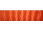 1.5 mm Polypropylene Webbing - Orange