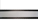1.75 mm Nylon Reflective Webbing - Black