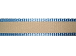 1.75 mm Nylon Reflective Webbing - Blue