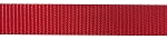 1'' Polyester Webbing - Red