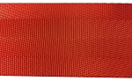 2'' Polyester Webbing - Orange