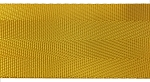 2'' Polyester Webbing - Yellow